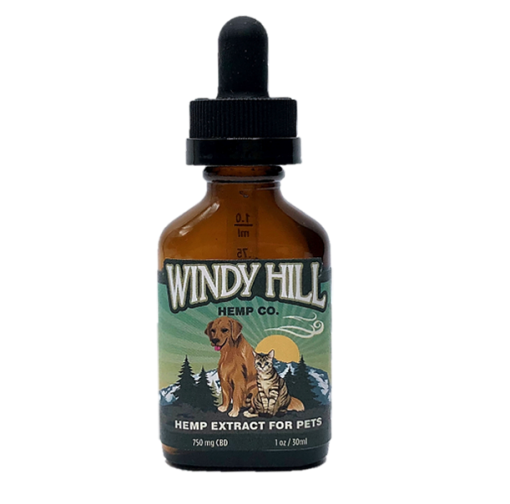 CBD Hemp Oil for Pets