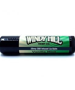 Vanilla Mint Hemp Lip Balm