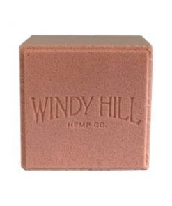 Windy Hill Hemp CBD Patchouli Ylang Ylang Bath Bomb
