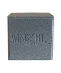Windy Hill Hemp CBD Tobacco Bay Leaf Bath Bomb